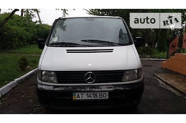 Mercedes-Benz Vito груз. 110 2001