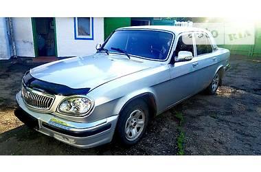 ГАЗ 31105 2.3i 2006