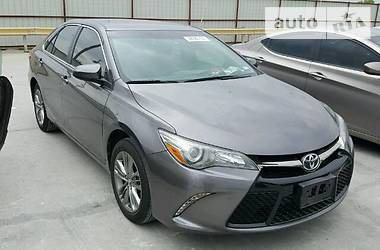 Toyota Camry 2.5L 4 2016
