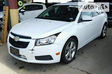 Chevrolet Cruze 1.4L 4 2012