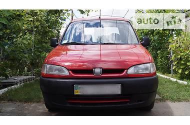 Citroen Berlingo груз. 2000
