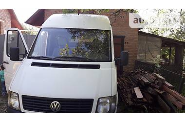 Volkswagen LT груз. LT35II 2.8TDI 2005