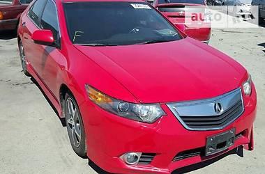Acura TSX 2.4 SE 2012