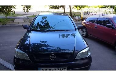 Opel Astra G 1.4 tvinport 2007