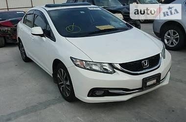 Honda Civic EX-L 2013