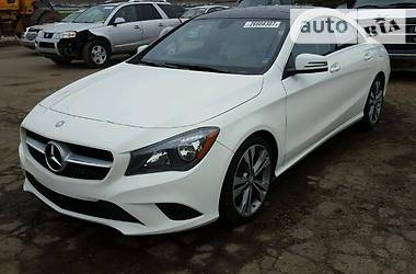 Mercedes-Benz CLA 250  2014