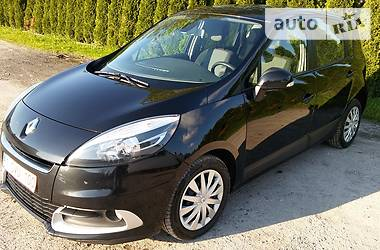 Renault Scenic Silver Edition 2012