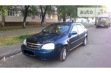 Chevrolet Lacetti 1.8 2007