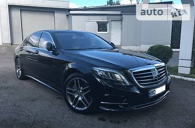 Mercedes-Benz S 500 4 Matic long 2013