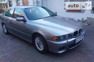BMW 530 m 2001