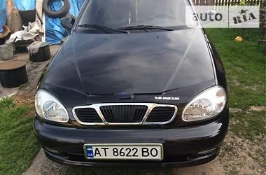 Daewoo Lanos SE 2008