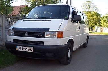 Volkswagen T4 (Transporter) пасс. 2001