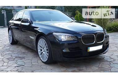 BMW 740 d XDrive 2011