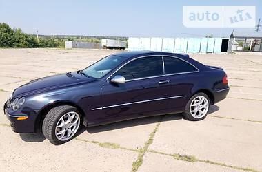 Mercedes-Benz CLK 320 w209 2003