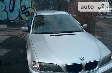 BMW 320 turbo 2003