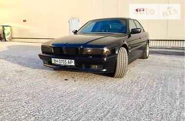 BMW 750 long 1997