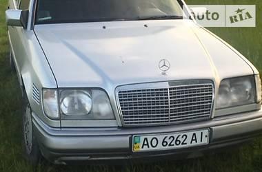 Mercedes-Benz E-Class 124 1995