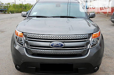 Ford Explorer 3.5 LIMITED 2012