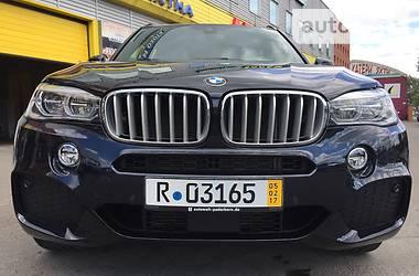 BMW X5 40d xDrive M-Paket 2016