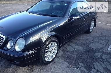 Mercedes-Benz CLK 320 Avangard 2001