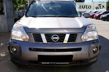 Nissan X-Trail 2.0 АWD ГБО 2008