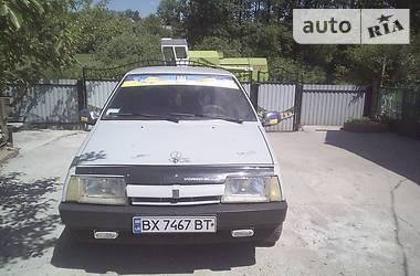 ВАЗ 21093 1.5 1988
