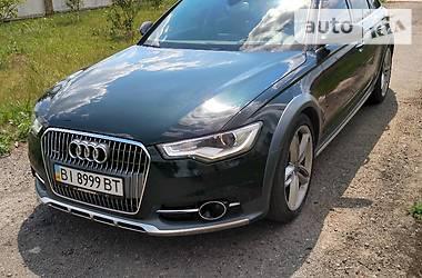 Audi A6 Allroad BI TURBO. 313 ps 2013