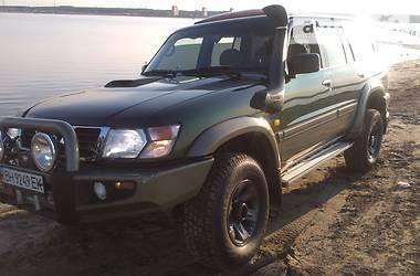 Nissan Patrol 3.0 Т.DI 2001