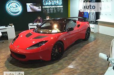 Lotus Evora S 3.5 AT 2015