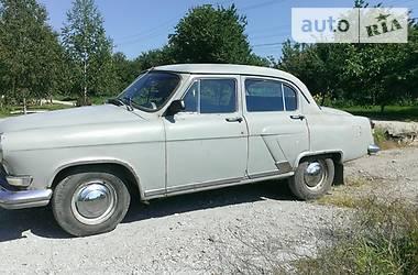 ГАЗ 21 1963