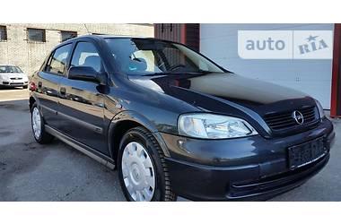 Opel Astra G 1.8 i 16V ECOTEC 1999