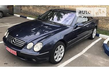 Mercedes-Benz CL 500 2000