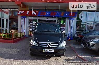 Mercedes-Benz Viano пасс.  2.2 CDI Extralоng 2014