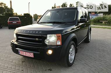 Land Rover Discovery 2006