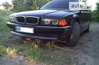 BMW 730 Е38 1995