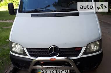 Mercedes-Benz Sprinter 316 груз. 2004