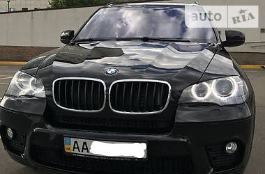 BMW X5 m-paket 2012