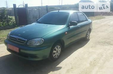 Daewoo Sens GAZ 2011