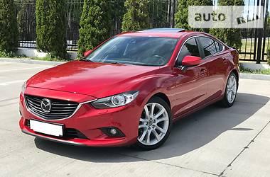 Mazda 6 2.5 PREMIUM 2013