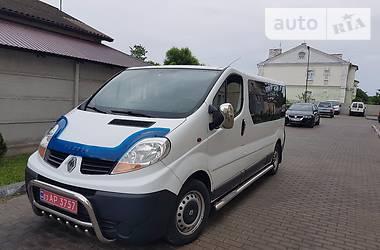 Renault Trafic пасс. LONG 2006