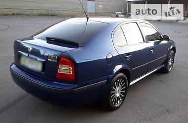 Skoda Octavia Tour 1.6 SR 2007