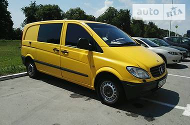 Mercedes-Benz Vito пасс. 115CDI 2005