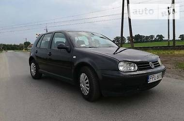 Volkswagen Golf IV 1.4 L 1998