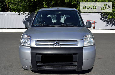 Citroen Berlingo пасс. 1.9 D MT 2004