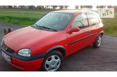 Opel Corsa 1.5 D 1998
