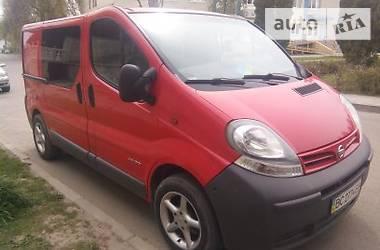 Nissan Primastar груз. 2006