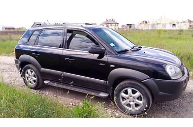 Hyundai Tucson 2.7 V6 2005