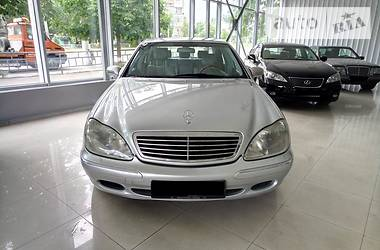 Mercedes-Benz S 320 Long 2000