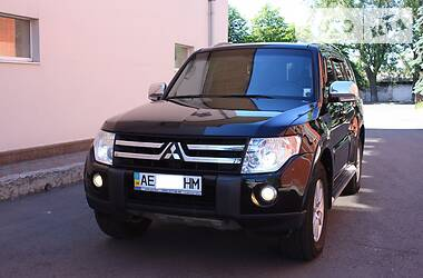 Mitsubishi Pajero Wagon Full 2007