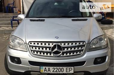Mercedes-Benz ML 320 cdi. 2008